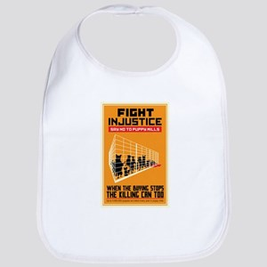 Fight Injustice Bib
